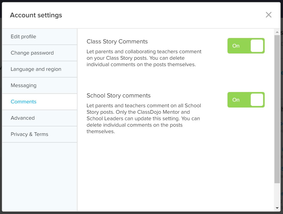 How to Enable, Disable, and Delete Comments on a Story Post