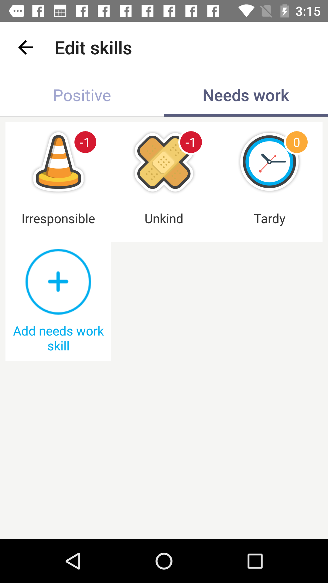 how to create and give zero point feedback classdojo helpdesk note zero point feedback that falls in the needs work category will be designated by a yellow point bubble to distinguish it from any negative point
